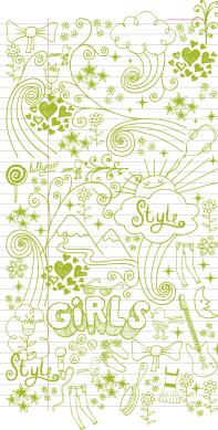 SCHUH WALL PANELS GIRLS V2
