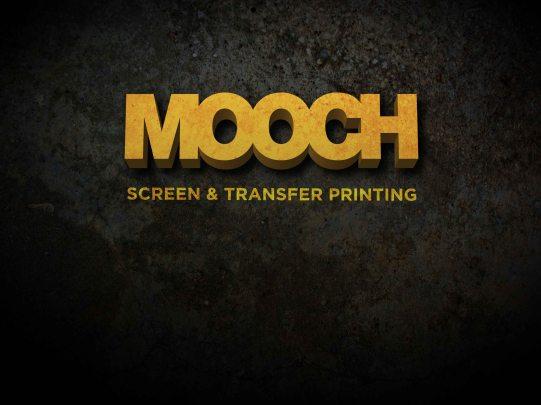 MOOCH LOGO 3D